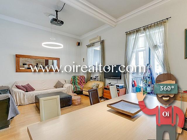 Herrschaftliches Apartment in Quadrat d'Or, Barcelona