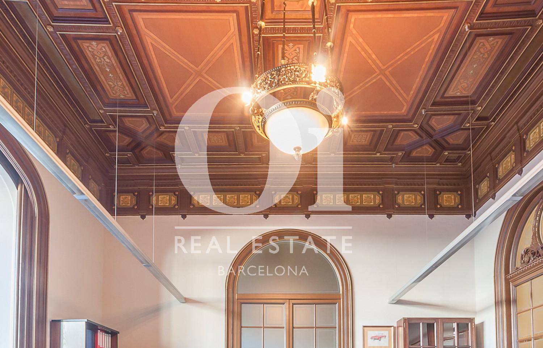 Techo alto  de piso en venta en Passeig de Gracia, Eixample Derecho, Barcelona