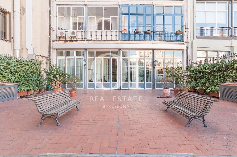 Terraza  de piso en venta en Passeig de Gracia, Eixample Derecho, Barcelona