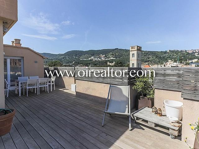 Espectacular ático dúplex en venta en Sarrià, Barcelona