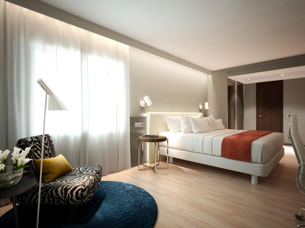 Fantastic hotel for sale in Barcelona