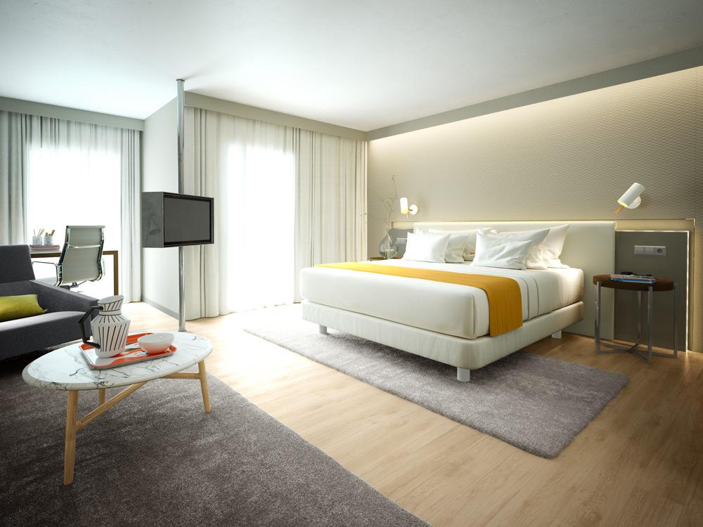 Dormitorio de hotel en venta en Barcelona