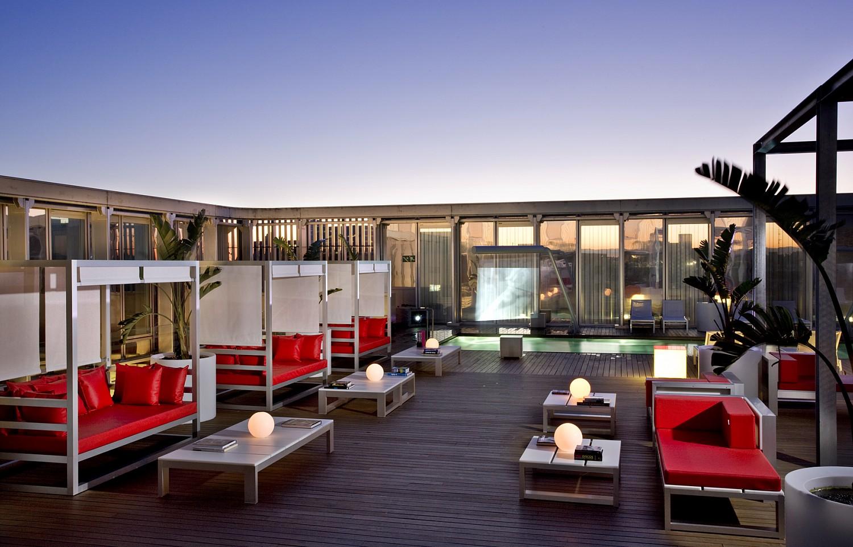 Terraza de hotel en venta en Barcelona
