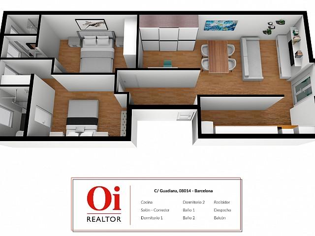 piso en venta en sant barcelona oi realtor vender piso 1
