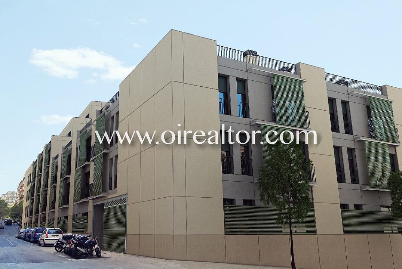 Fant stico piso de obra nueva con terraza en gracia - Pisos en barcelona obra nueva ...