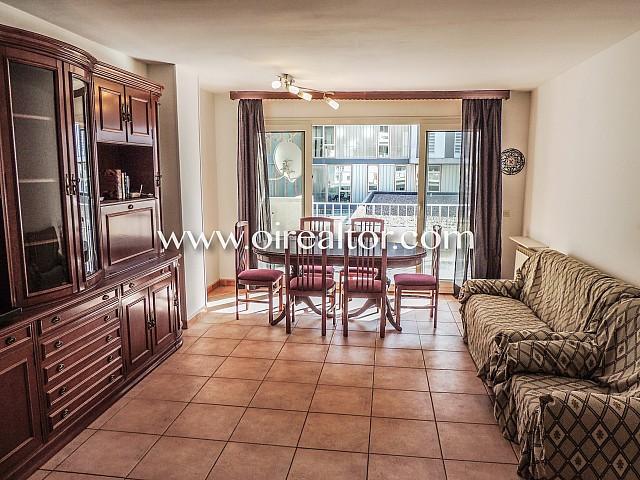 Vivienda familiar en barrio residencial bien ubicado en el centro de Lloret, Costa Brava