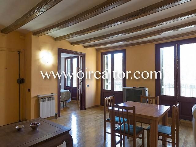 Charmant appartement à vendre sur la Rambla, près de Colon, à Barcelone