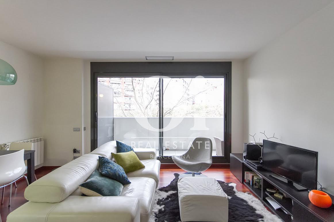 Sala de piso en venta en Diagonal Mar, Barcelona