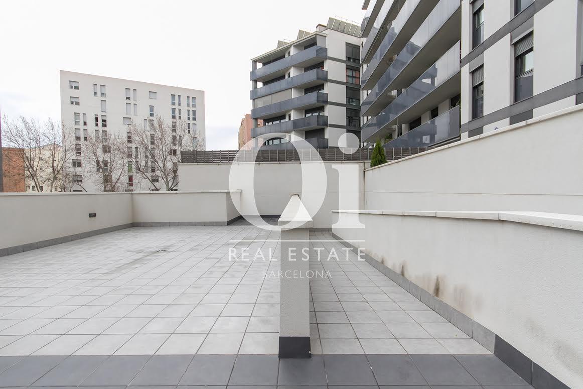 Patio de piso en venta en zona Diagonal Mar, Barcelona