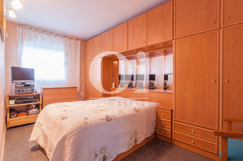 Dormitorio doble de piso en venta en Diagonal Mar, Barcelona