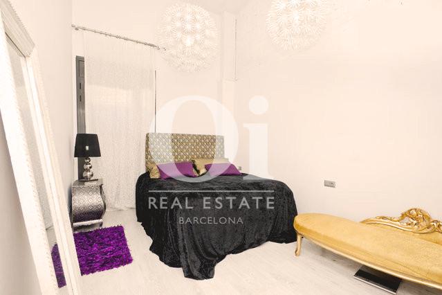 Dormitorio de piso en venta en zona Poblenou, Barcelona