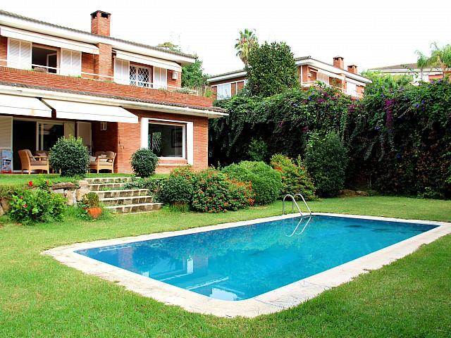 Hermosa casa en venta en Sant Andreu de Llavaneres