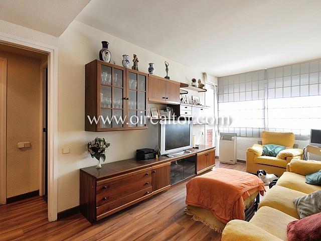 Piso en alquiler, ubicación inmejorable de 4 habitaciones en Sant Cugat del Vallès