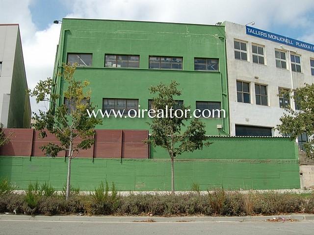 Dos naves en venta en edificio industrial en Vilassar de Dalt