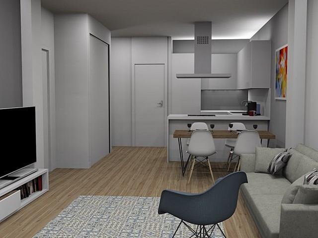 Отличная современная квартира для продажи в Побле сек, Барселона