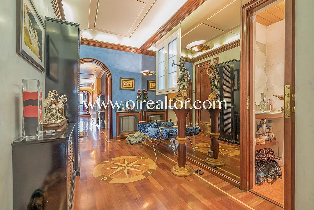Maravilloso piso en finca regia en el eixample izquierdo - Finca regia barcelona ...