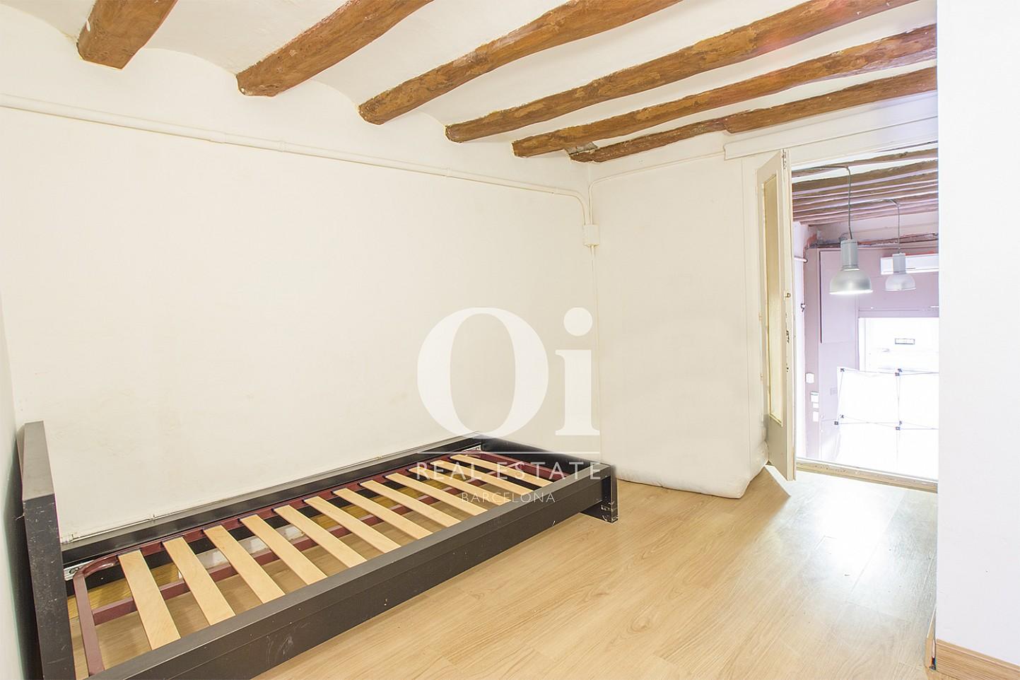 Dormitorio de dúplex en venta en zona de Poblenou, Barcelona
