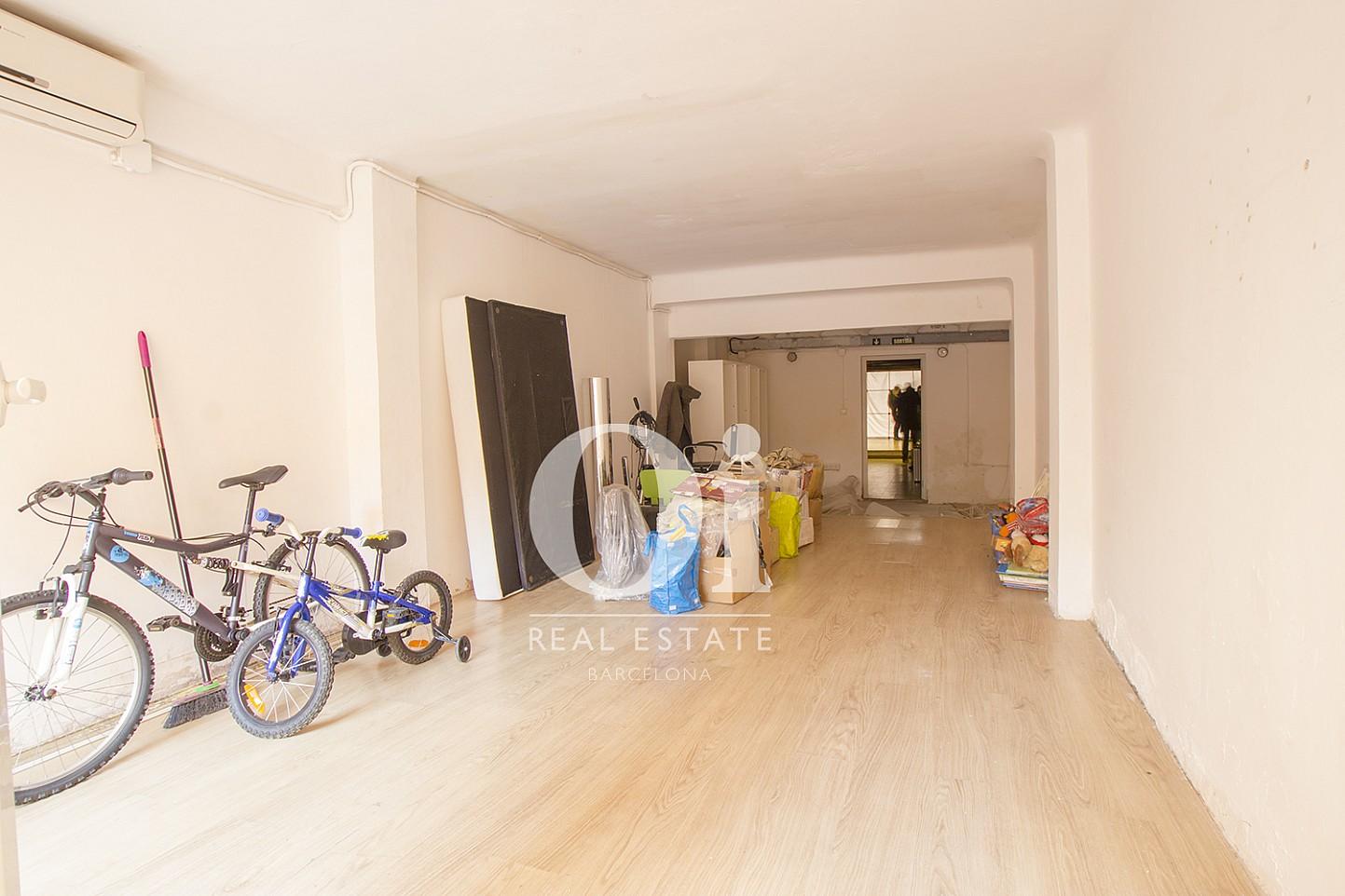 Garaje de piso dúplex en venta en Poblenou, Barcelona