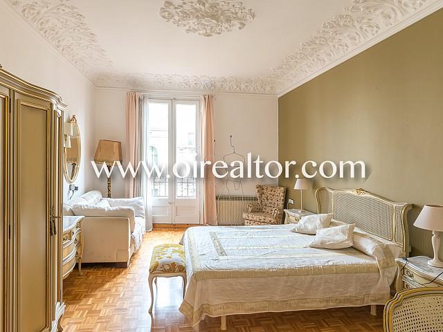 大和壮观的平板在格拉西亚,巴塞罗那在上市销售建筑