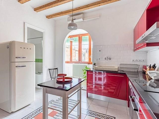 Wunderschöne Wohnung zum Verkauf in Vila de Gracia, Barcelona