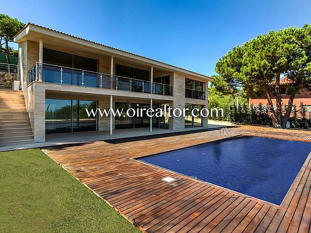 Casa en venda a Cabrera de Mar