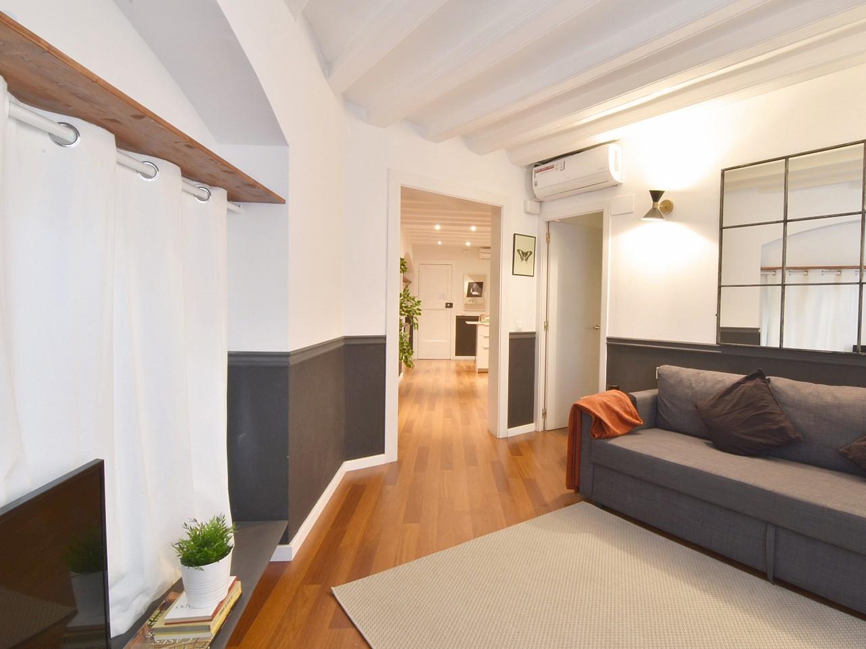 Acogedor piso en alquiler en el born barcelona oi realtor for Piso jaen alquiler