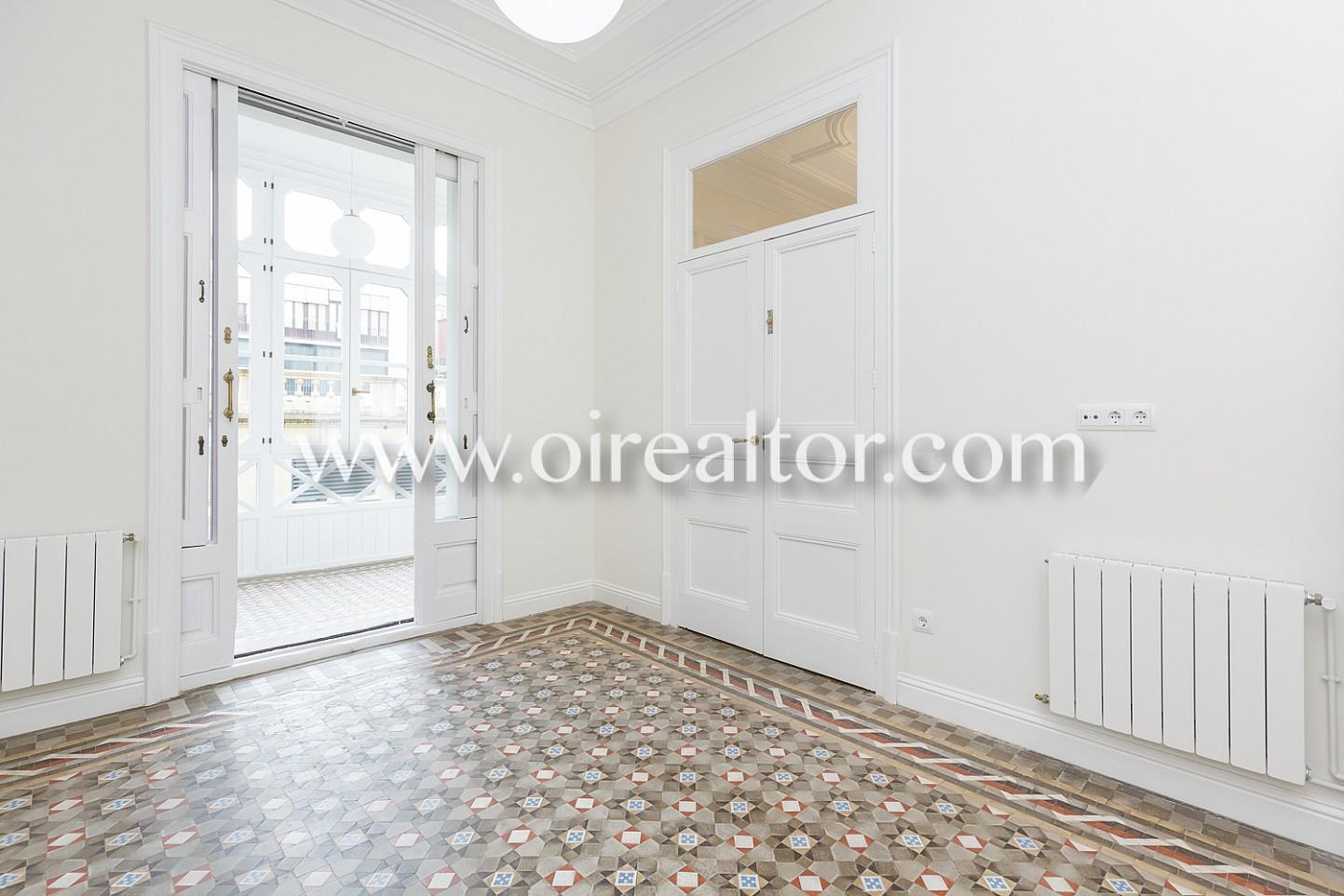 Precioso piso en venta en una finca regia del eixample - Piso eixample barcelona ...