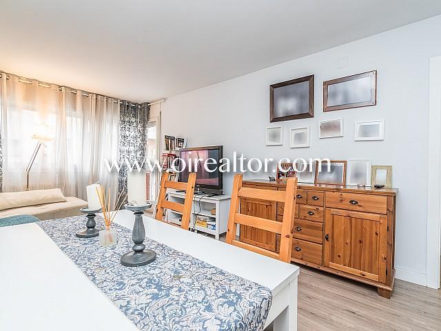美丽的3间卧室的公寓在Cerdanyola德尔Valles的销售