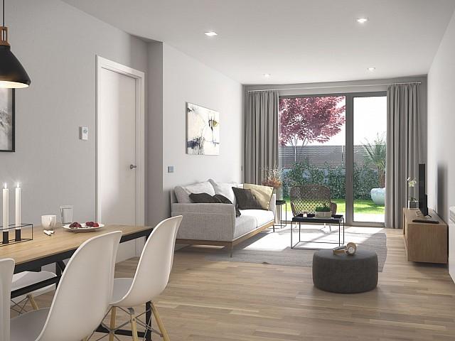新房屋建造在圣乔治公园的高级住宅区,从211000€