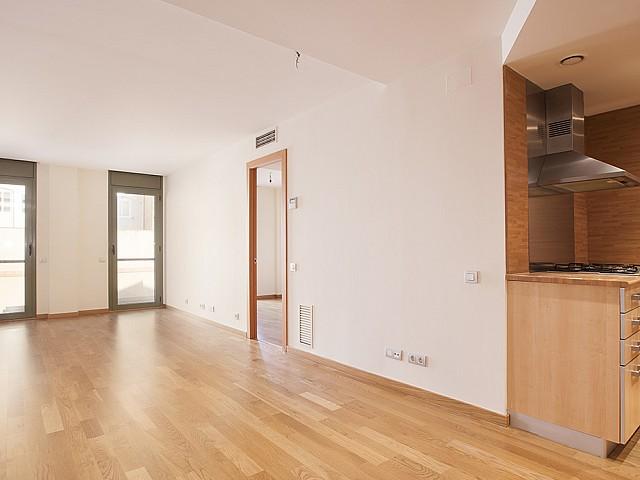 Magnífico piso en alquiler en Sants Montjuïc, Barcelona