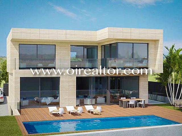 Projecte d'fantàstica vila en venda, a pocs metres de la platja a Platja d'Aro, Costa Brava