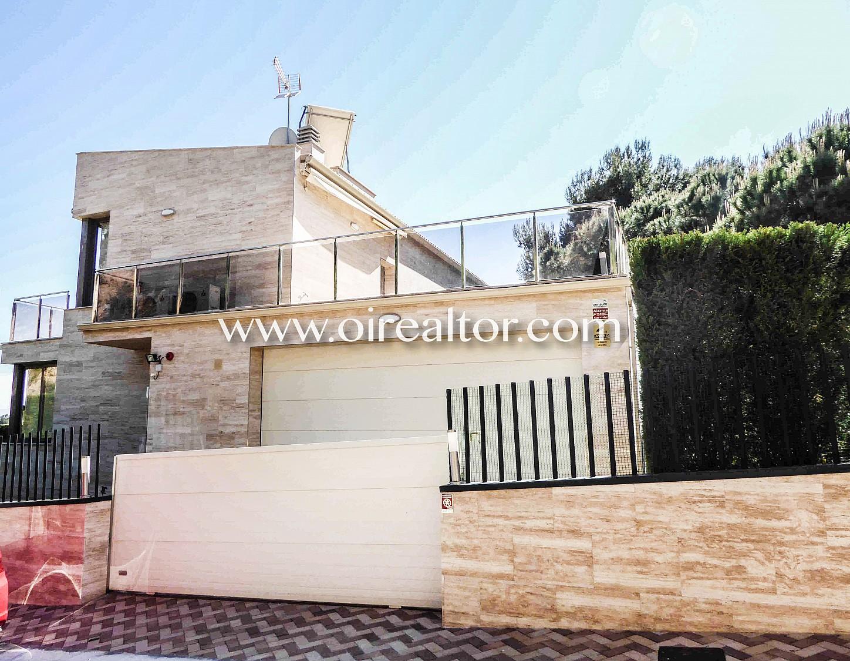 Роскошная вилла на продажу в частной урбанизации Санта Мария де Льорель, Тосса де Мар