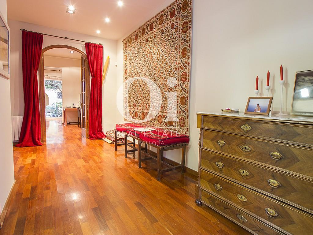 Recibidor de casa en alquiler en zona Sant Gervasi- Les Tres Torres, Barcelona