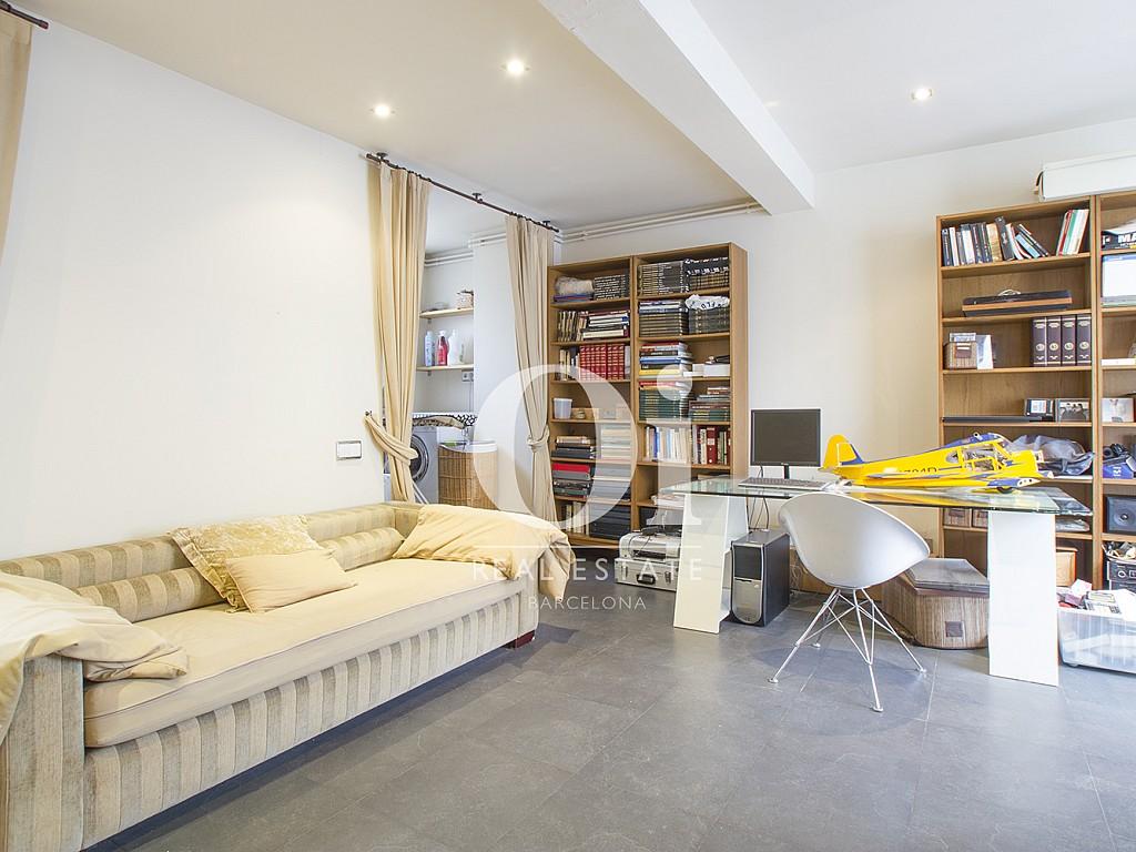 Estudio de casa en alquiler en zona Sant Gervasi - Les Tres Torres, Barcelona