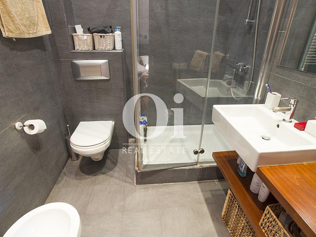 Baño de casa en alquiler en Sant Gervasi - Les Tres Torres, Barcelona