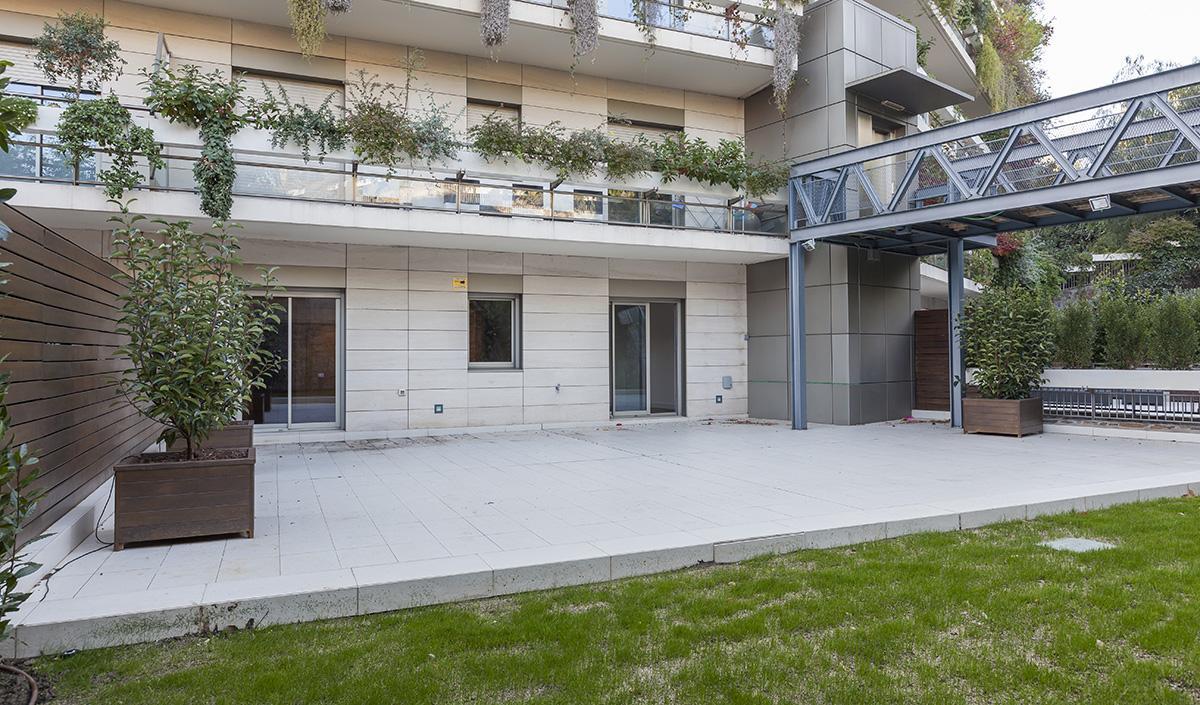 Bel appartement louer sarria sant gervasi barcelone for Alquiler piso sarria barcelona