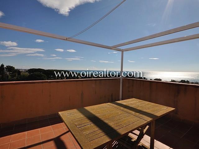 美丽的复式壮观的海景,在Mataro的阁楼哈瓦那和锌Senies的区之间