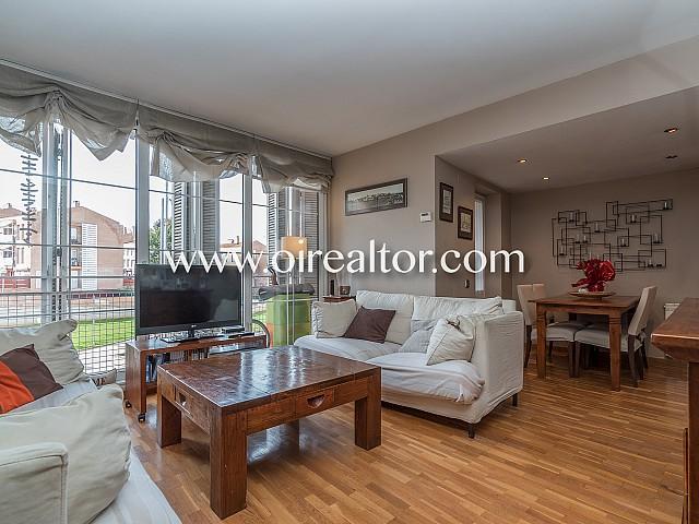 舒适的2间卧室的公寓在Cerdanyola德尔Valles的销售