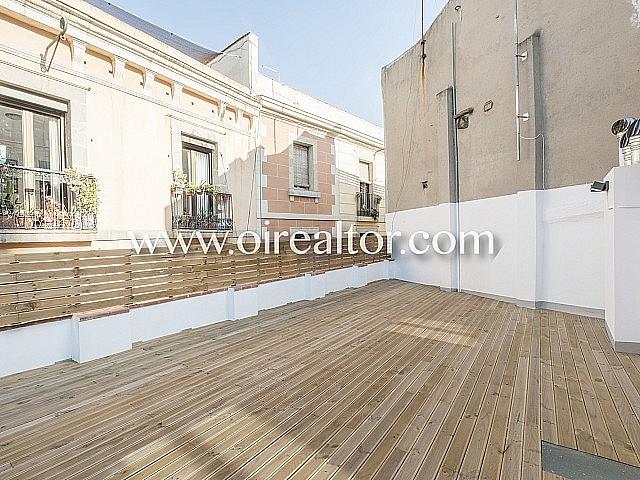 Ático en venta con gran terraza en el Born, Barcelona
