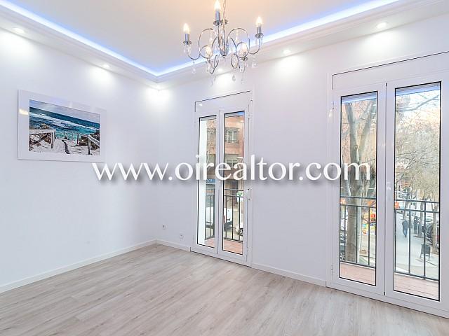 壮观的设计师公寓出售,在圣家堂,巴塞罗那全新
