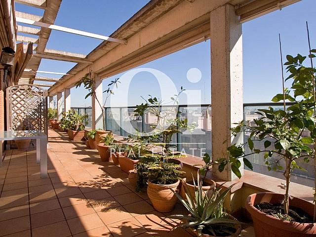 Exklusive Dachwohnung zum Verkauf im Eixample Dreta