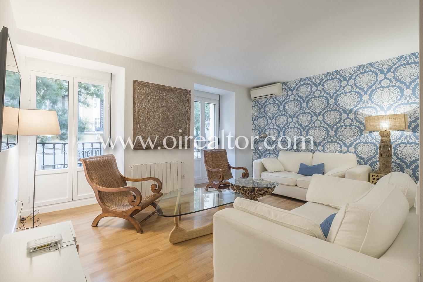 Exclusivo piso en centro de madrid oi realtor for Compartir piso madrid centro
