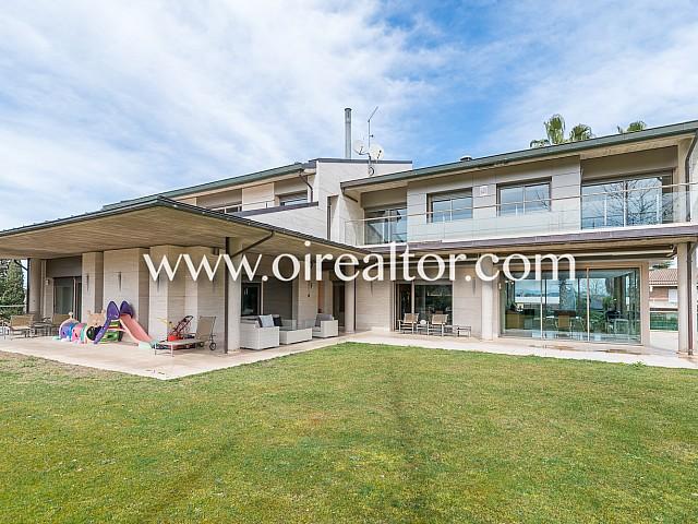 خانه برای فروش در منطقه گلف، سانت Cugat دل Vallès