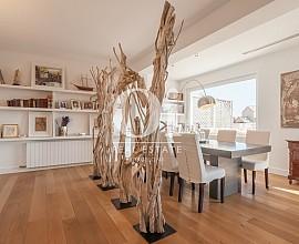 Exquisito ático en venta en el Eixample de Barcelona