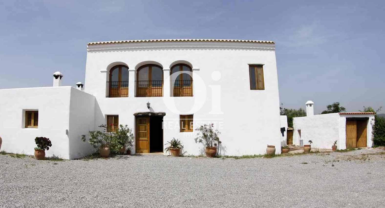 Casa de alquiler de estancia en San Rafael, Ibiza