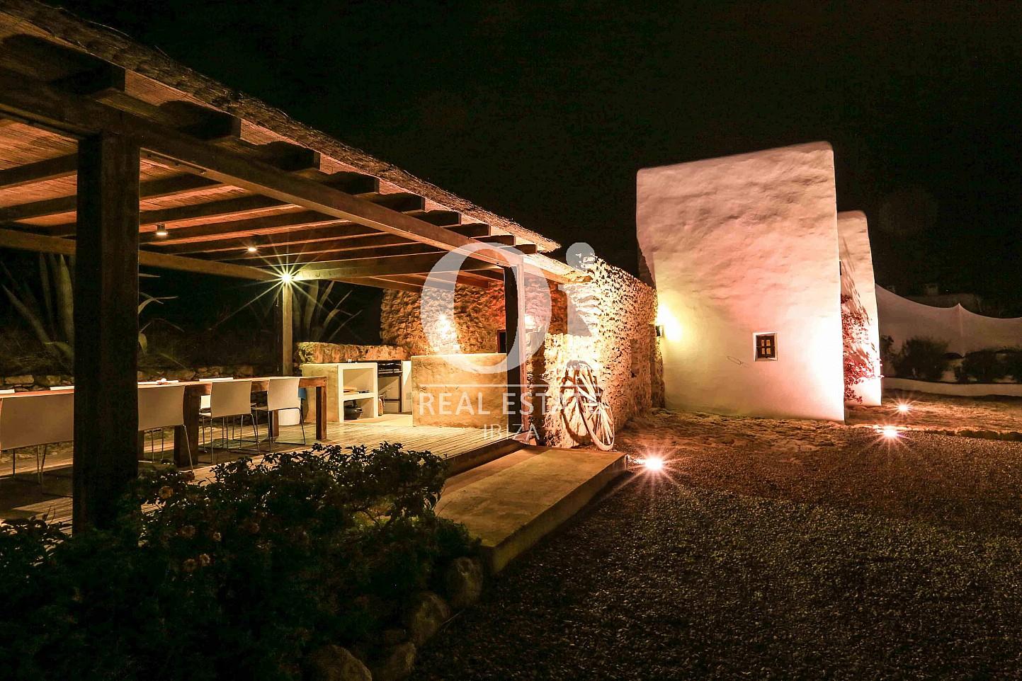 Casa de alquiler de estancia en Puig d'en Valls, Ibiza