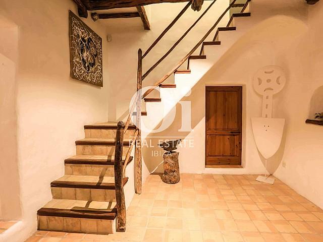 Hall de villa de séjour à Puig d'en Valls, Ibiza
