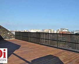 Espectacular àtic dúplex amb dues terrasses al barri de Les Tres Torres, Barcelona