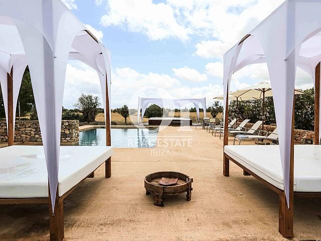 Traum-Villa zur Miete, ab 7.000 € / Woche, auf Ibiza