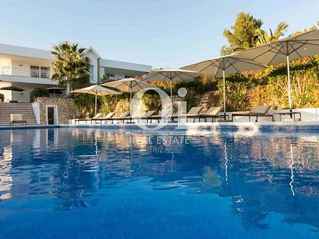 Luxus-Villa zu vermieten ab 8.000 €/Woche in Sant Rafael, Ibiza